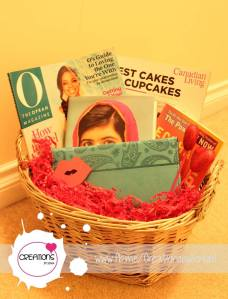 Valentines Day Gift Basket by Creations by Sonia @creationsbysh