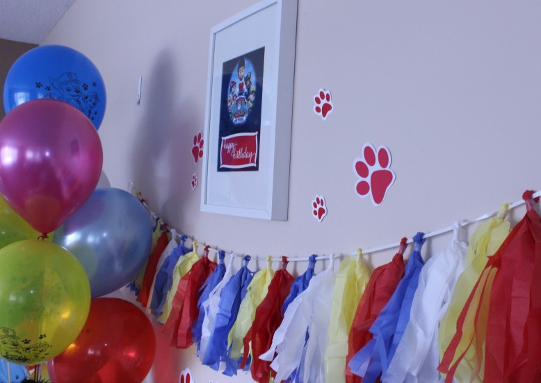 Paw Patrol Party - Party Pieces - Vancouver, BC { www.creationsbysonia.ca }